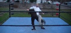 Do an SOS or Ranhei move in pro wrestling