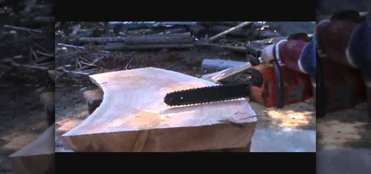 How To Build A Beautiful Cedar Log Coffee Table Using A