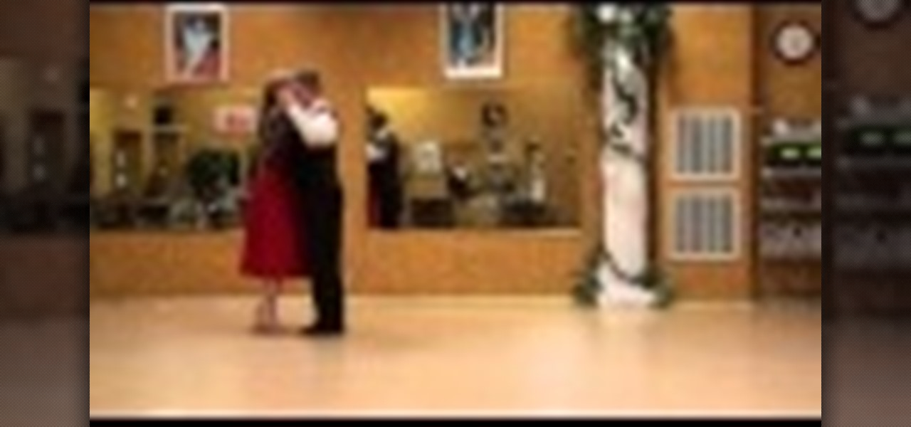 Dance the Forward Ocho (Tango)