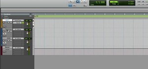 Record an instrument track in Pro Tools
