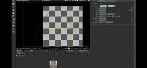 Set key frames in the Nuke 5 node compositor