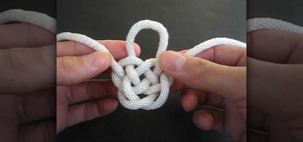 decorative rope knots - photo #12