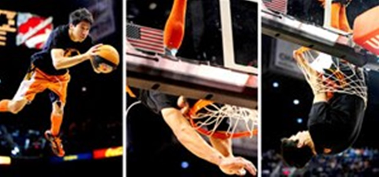 Doh body dunk kid face plants himself instead of ball - Swimming pool basketball hoop costco ...