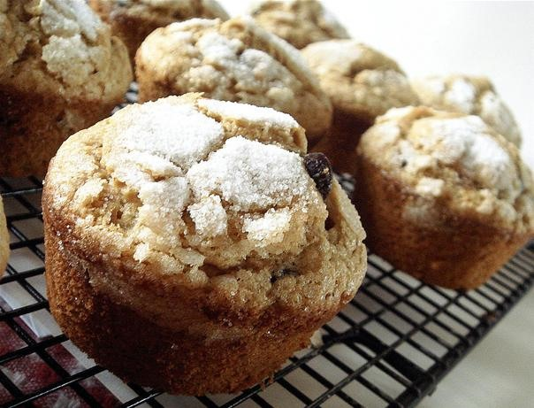 Trekkie RECIPE: William Shatner's Cappuccino Muffins