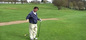 Draw and fade your ball in golf