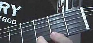 """Play  the intro to """"Roundabout"""" by Yes on the guitar"""