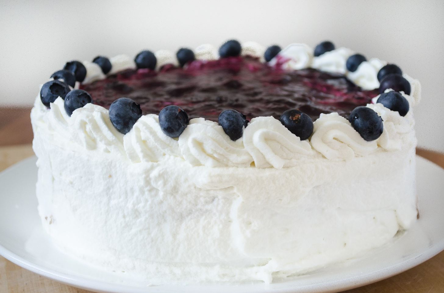 This Brilliant Red, White, & Blue Cake Holds a Flaky Surprise Inside