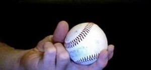 Pitch a four seam fastball in baseball