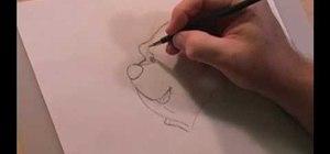 Draw Disney's Winnie the Pooh