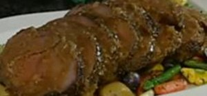 Make Rib Roast with Madeira Sauce with Hubert Keller