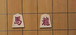 Read Chinese characters for the chess-like game Shogi