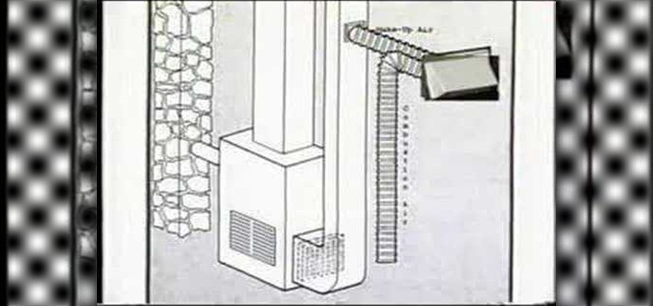 How To Get Fresh Air In Your Home With A Air Supply Vent