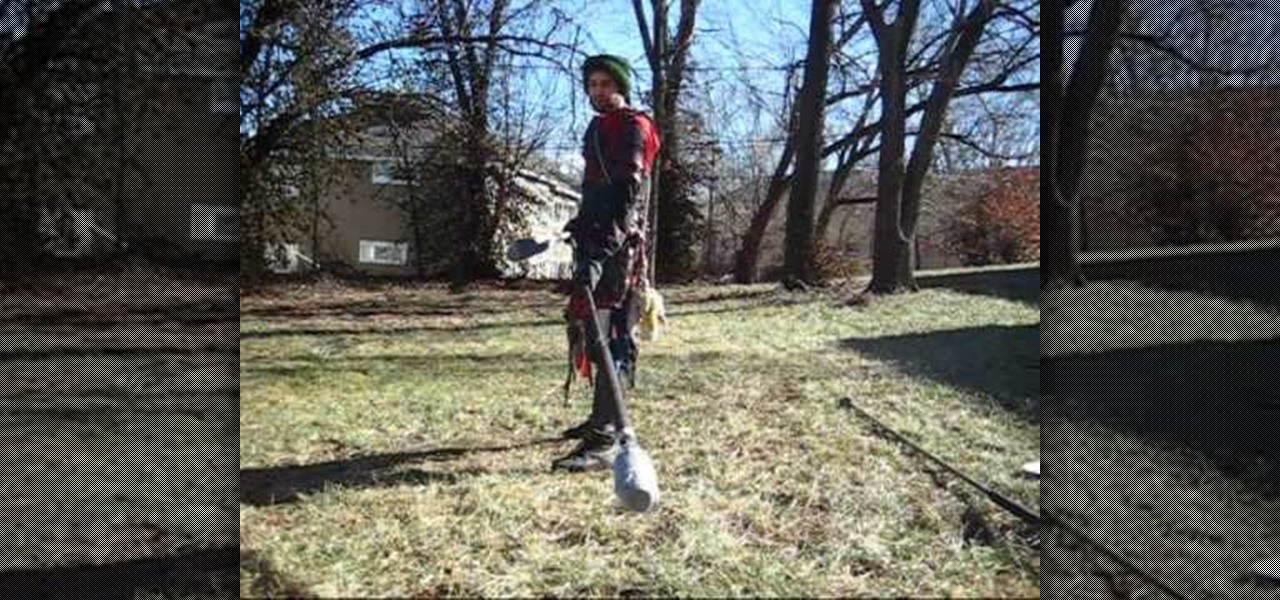 How to Fight with a foam spear in a boffer larp « Outdoor