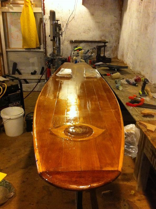 Big fish surfboard (fb-01)