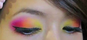Make a Hippie Costume Using Makeup