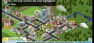 Expand your land for your city when playing CityVille