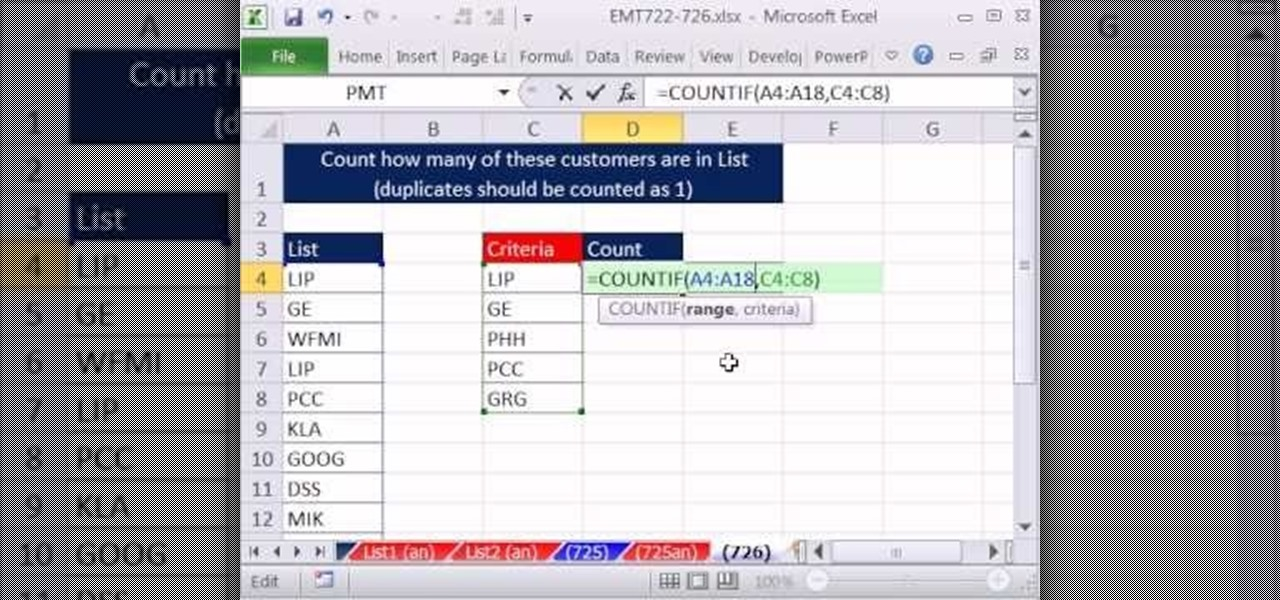 how to delete doubles in excel