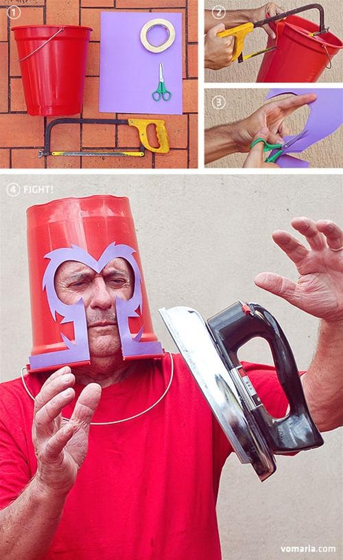3 Super Budget DIY X-Men Costumes
