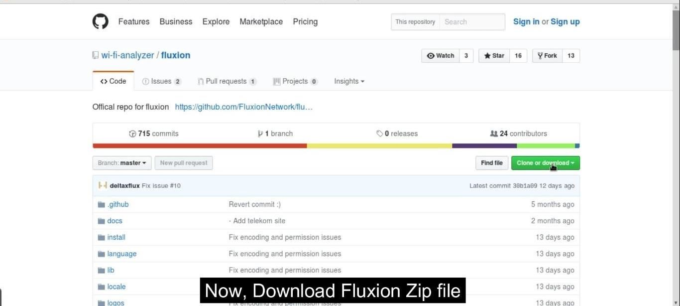 Fluxion : Cracking Wifi Without Bruteforce or Wordlist in