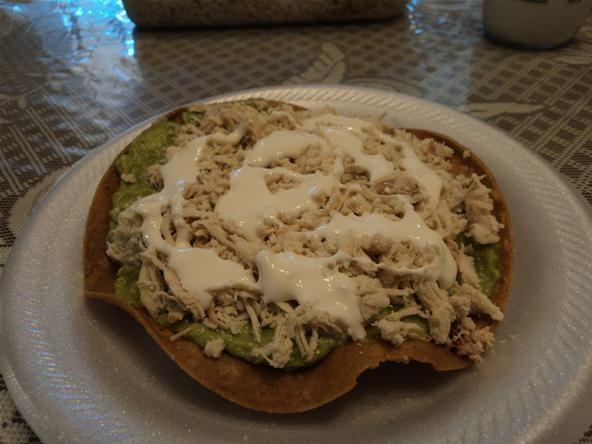 How to Make The Mexican Dish Tostadas De La Siberia