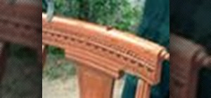 Strip wood off of furniture or other wooden objects to restore their finish