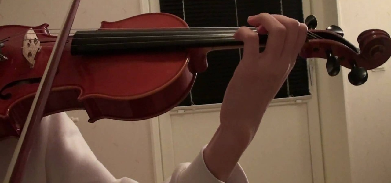 How To Play Pirates Of The Caribbean Main Theme On Violin Violin