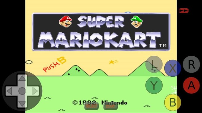 free super nintendo games download