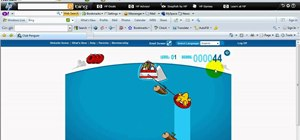 Earn Club Penguin coins with Cheat Engine (10/23/09)
