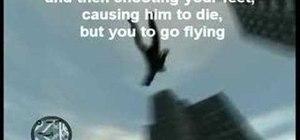 Do a high jump in GTA IV