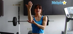 Prevent injury with a tennis elbow stretch routine