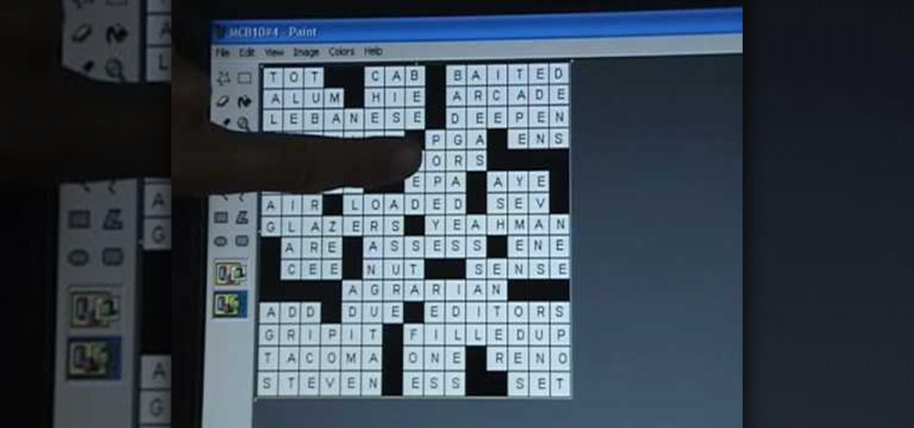 How to Make your own crossword puzzles « Puzzles ...