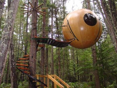 World's Most Magical Treehouses