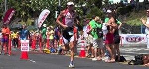 Hawaii Ironman Triathlon 2010 World Championships