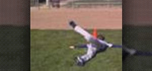 Warm up for baseball -- dynamic scorpion stretches