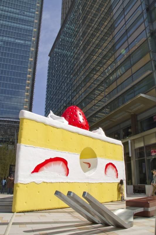Japanese Cake-Art