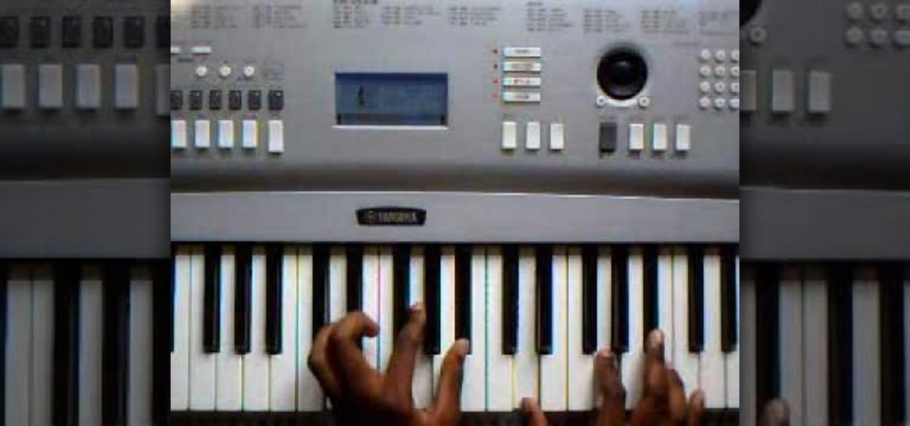 How To Play Love You For Life By Jodeci On Piano Piano