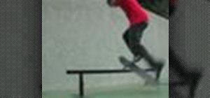 Big spin frontside boardslide with Rob Dyrdek
