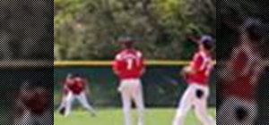 Practice outfielder's cutoffs and relays in baseball