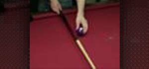 Pull funny public pranks at the pool hall or home pool table