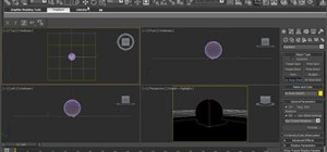 Create an aged chrome texture in Autodesk 3ds Max 2010