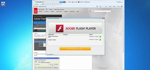 Fix a Flash error when you launch Pro Tools in Windows 7