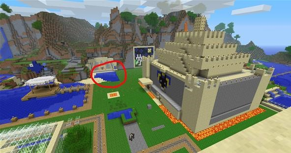 Garden Design Minecraft minecraft: much to do about gardens « load save :: wonderhowto
