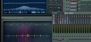 Use equalizers in FL Studio (Fruity Loops)
