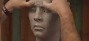 Sculpt a human head with Philippe Faraut