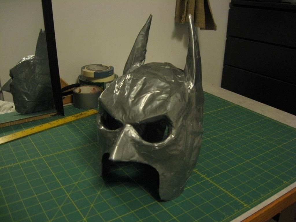 Becoming the Dark Knight: 8 DIYers Show Us How to Build Batman's Belongings