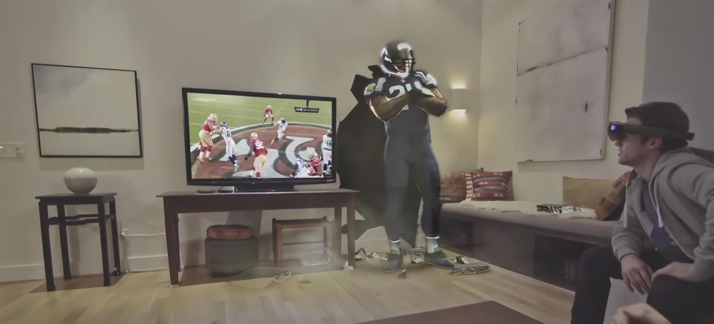 Microsoft Is About to Revolutionize How We Watch Sports at Home