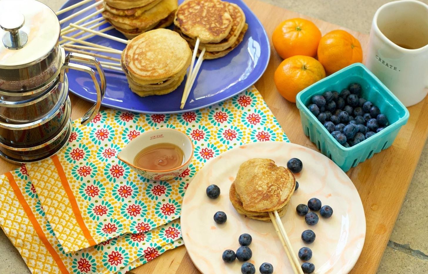 These Pancake Lollipops Will Make You Feel Like a Kid Again