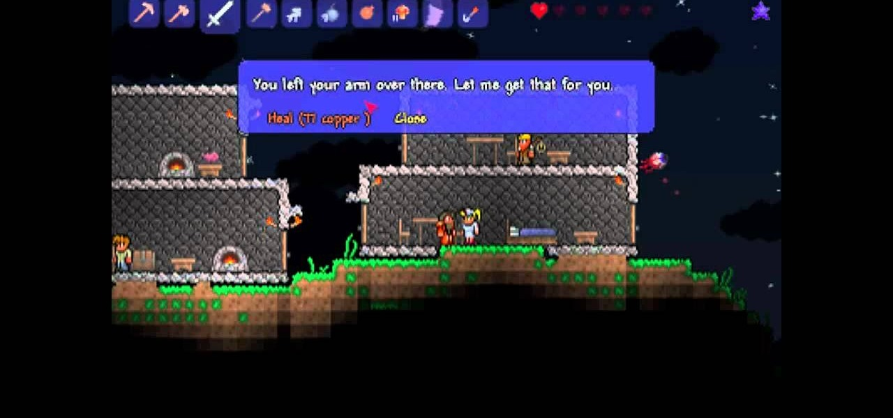How to Build a Terraria house you would actually want to live in