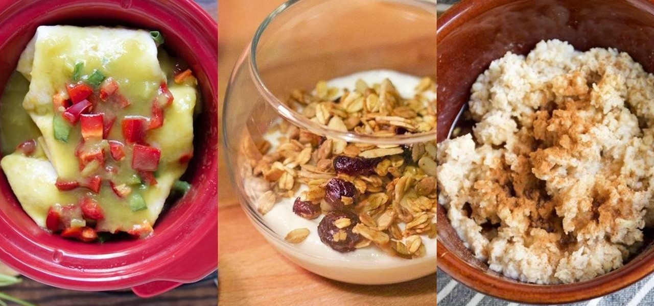 15 Ingenious Ways to Make Breakfast in a Slow Cooker