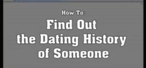 internet dating historie